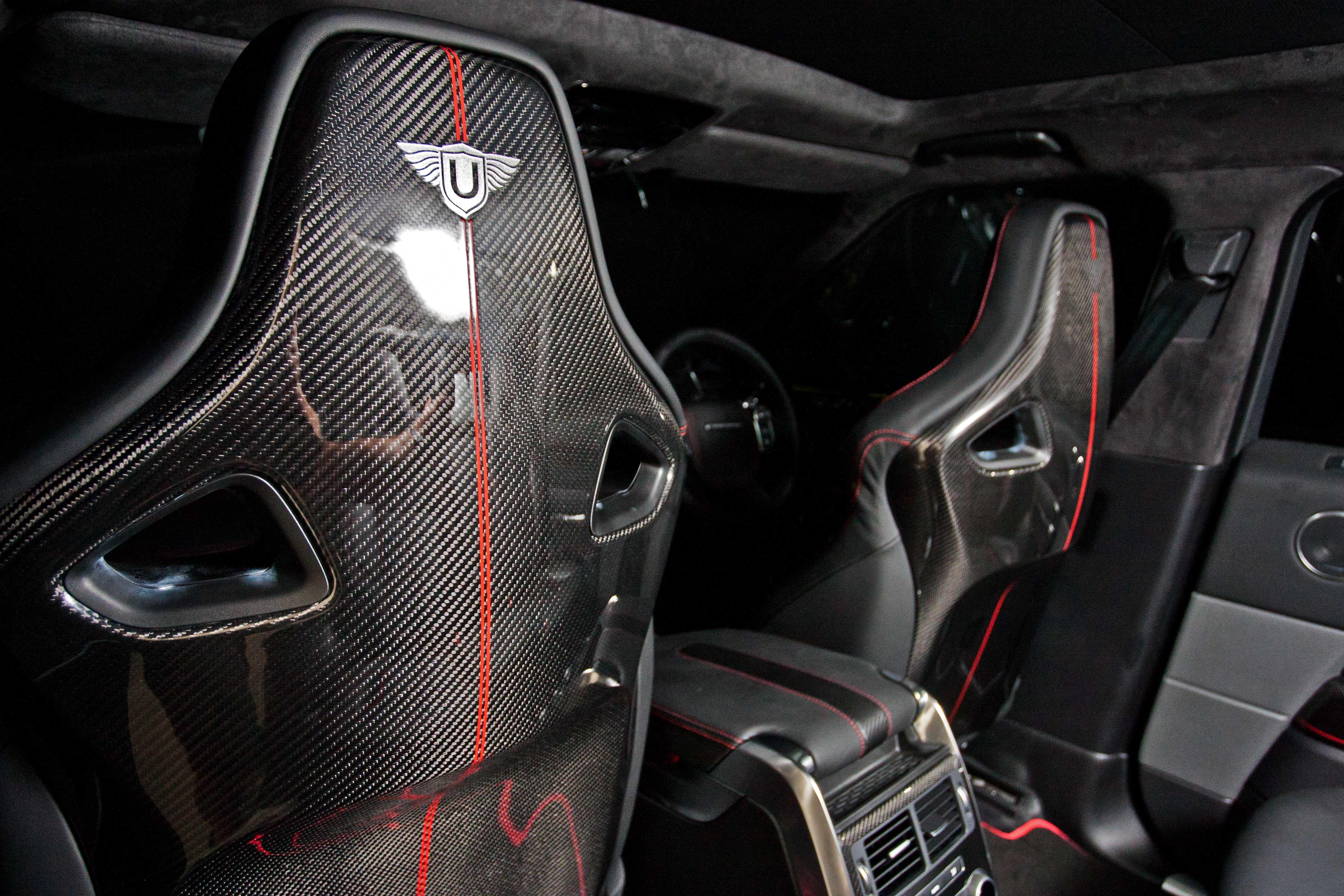 SVR Carbon Bespoke Leather Interior26