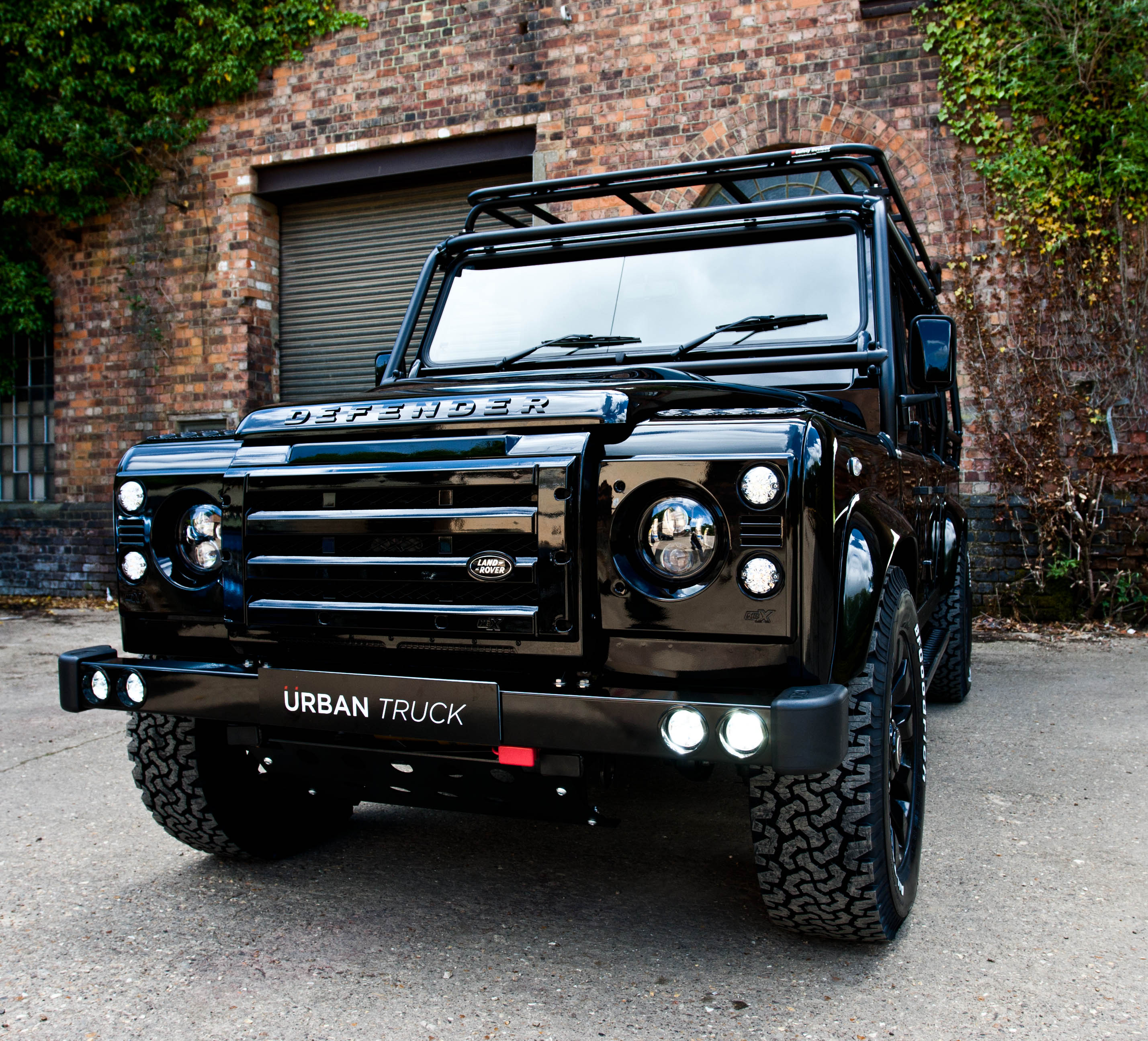 Safety Devices Urban Truck Defender