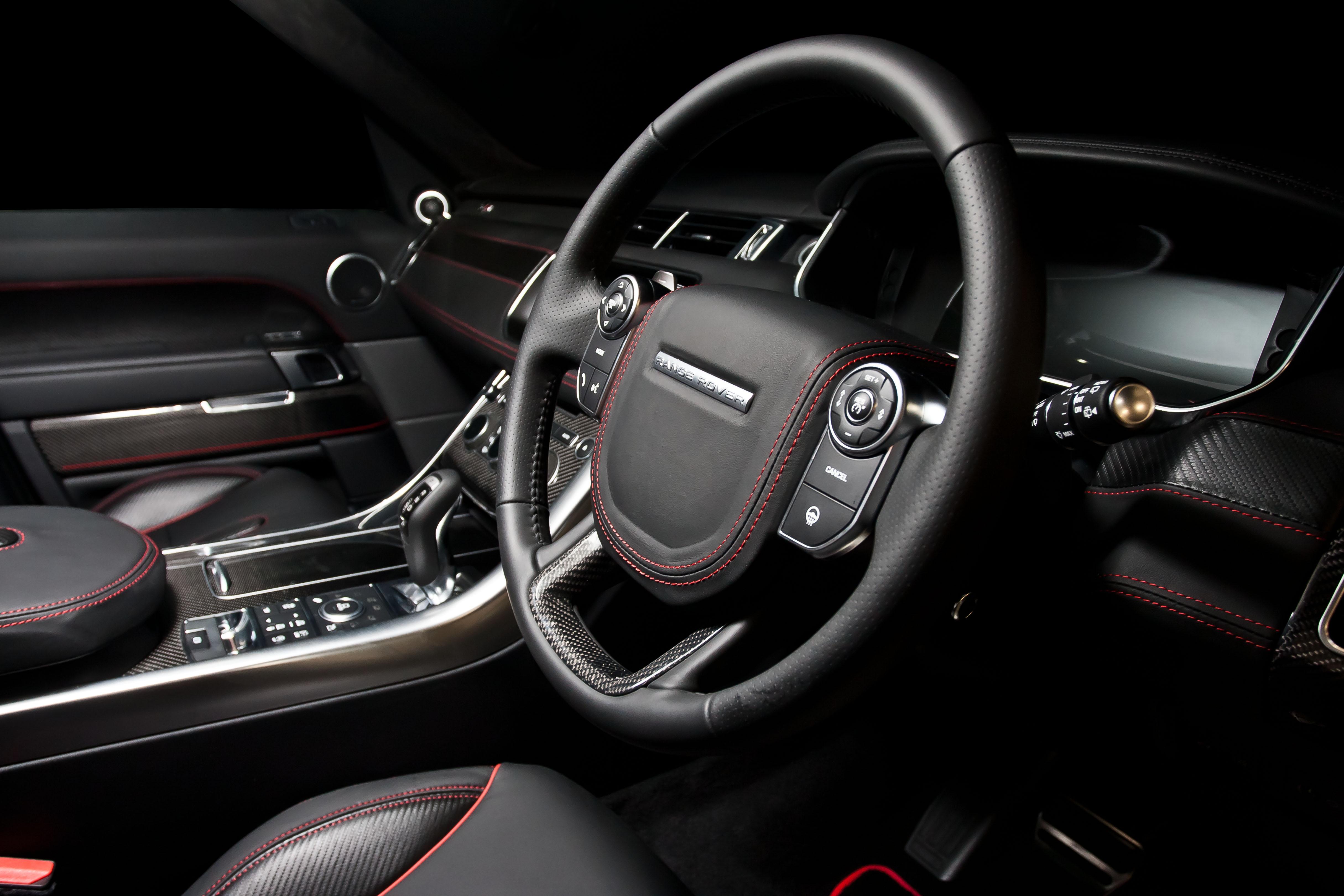 SVR Carbon Bespoke Leather Interior7