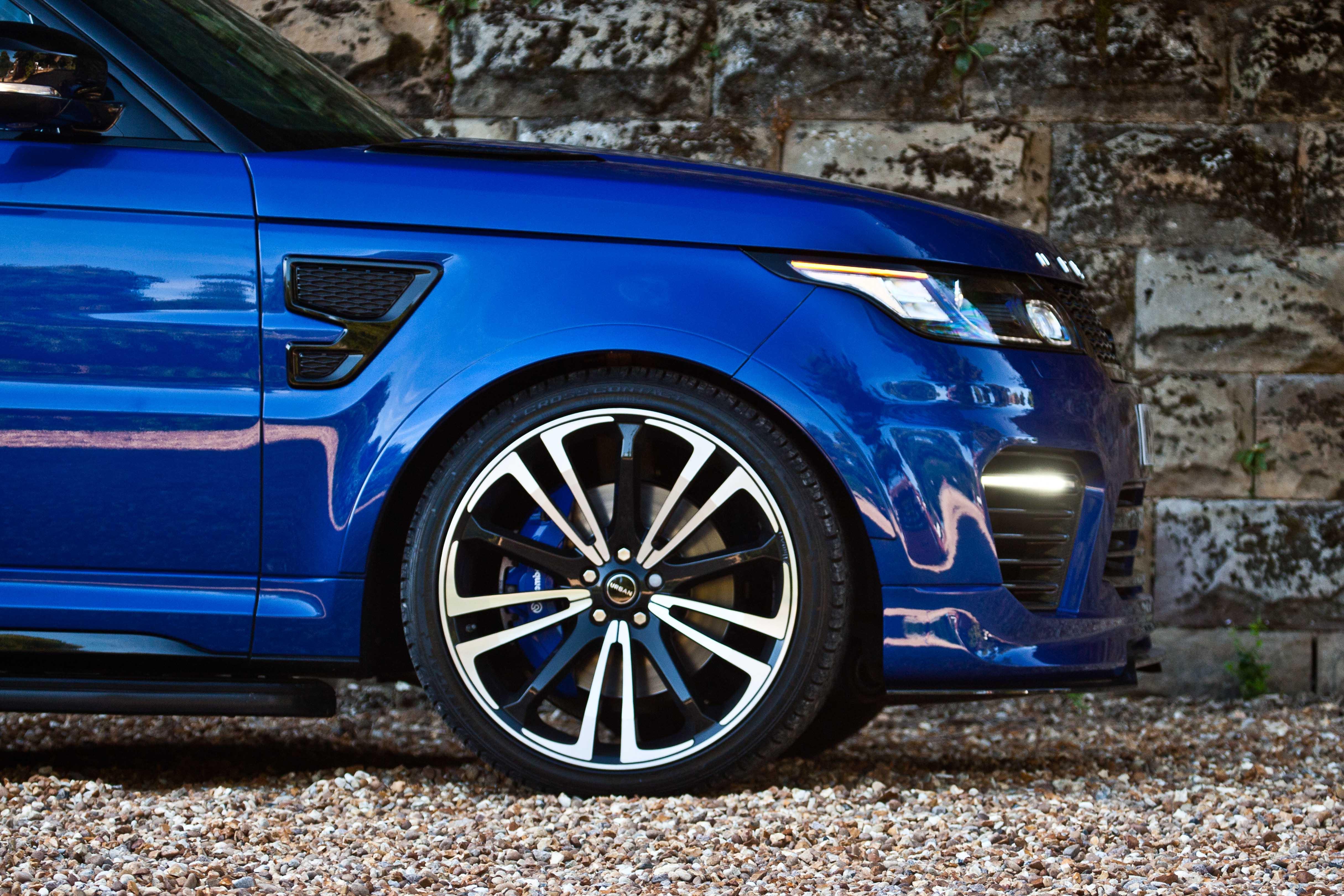 Urban v2 SVR Estoril Blue WALL26