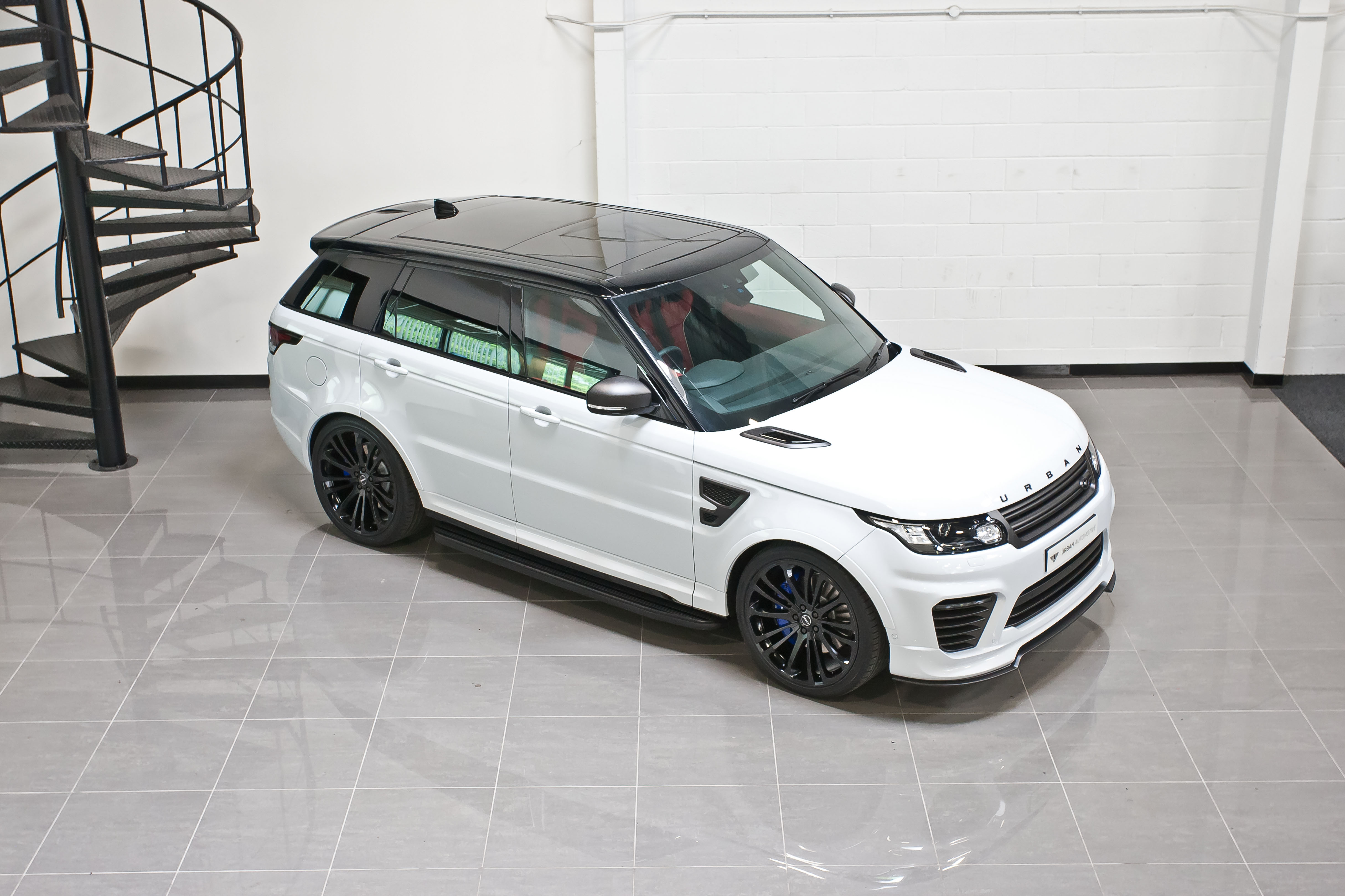 Range Rover SVR Yulong Matte Carbon28