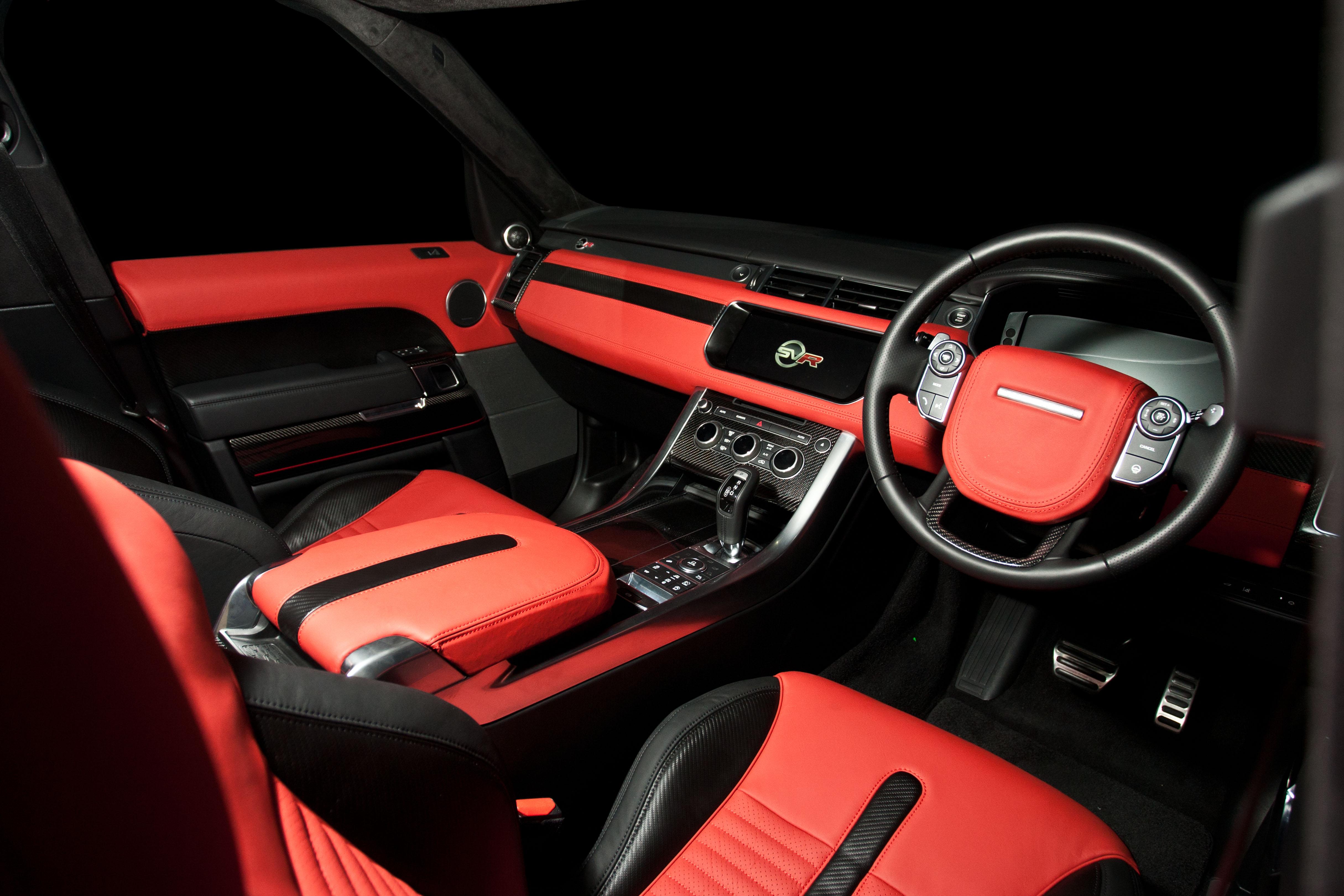 pimento ebony carbon svr leather interior42
