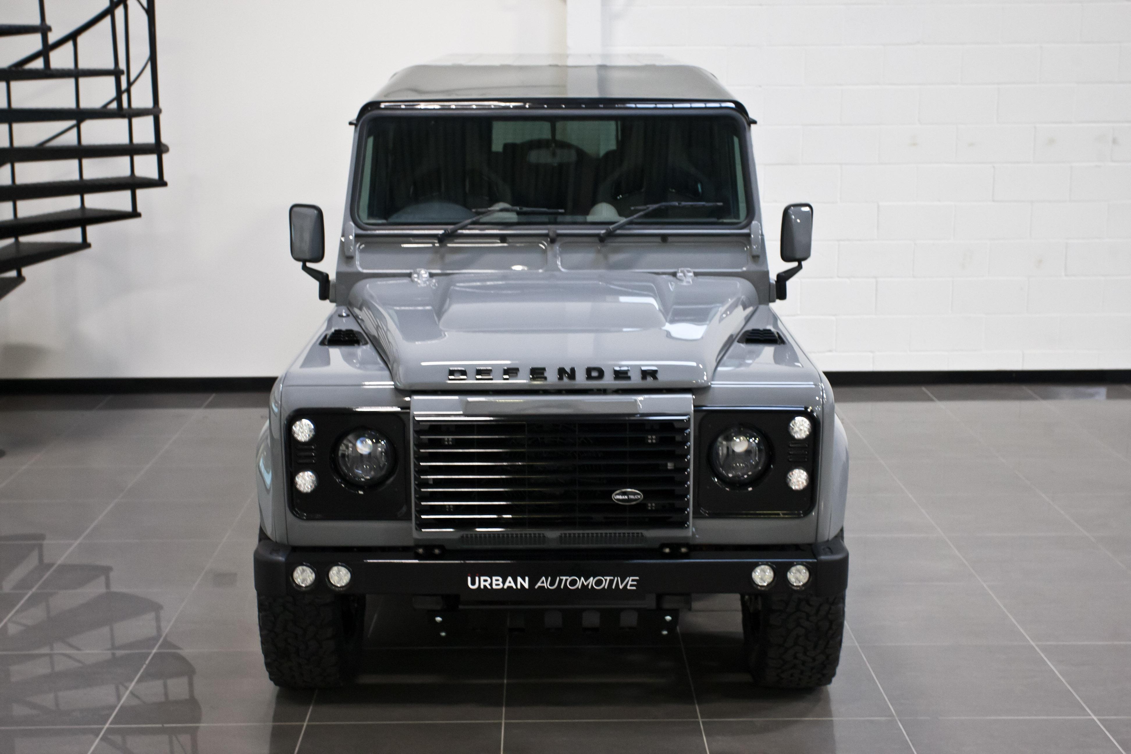DEFENDER GALLERY | Bespoke | Urban-automotive | Milton Keynes