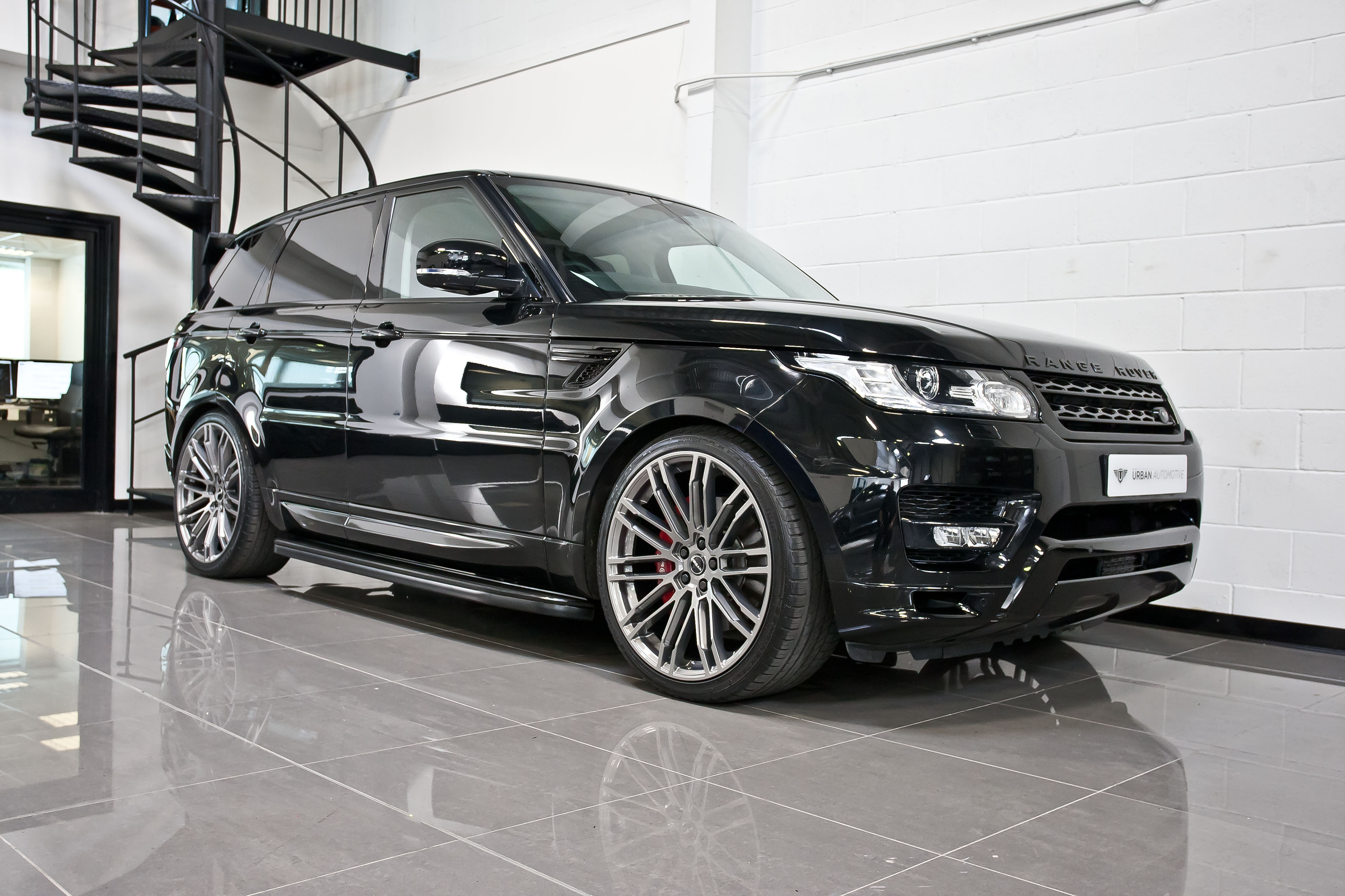 Sport Utility Vehicles >> URBAN AUTOMOTIVE - MODIFIER OF LUXURY SPORTS UTILITY VEHICLES | URBAN RANGE ROVER SPORT ...