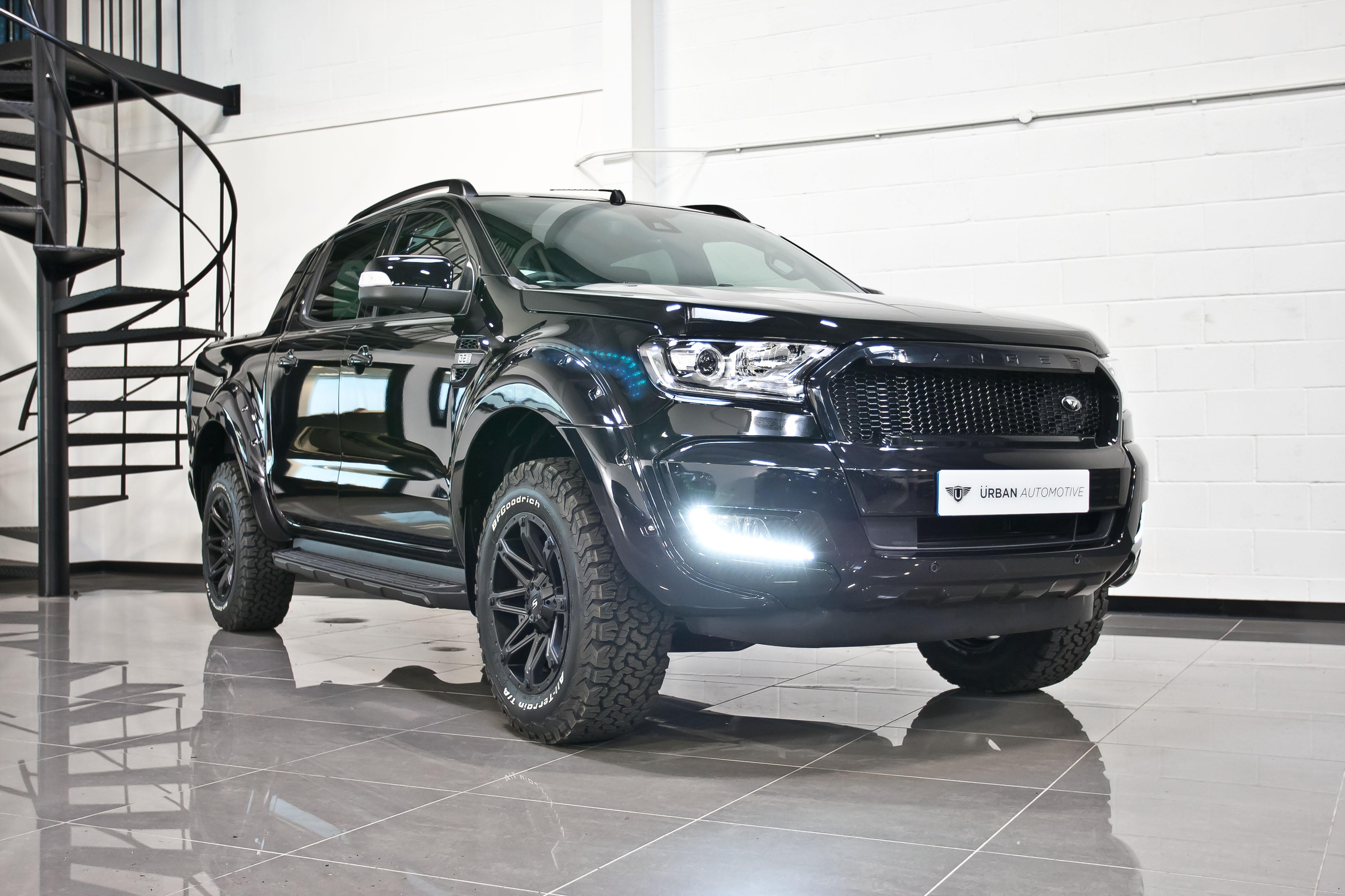 Urban Ford Ranger22