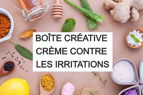 Boîte créative crème à fesses (pour bébé)