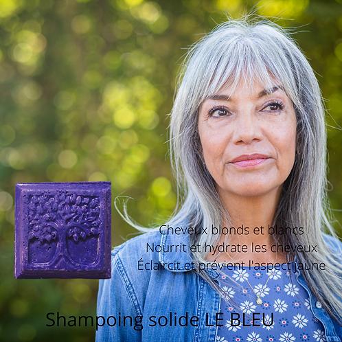 LE BLEU shampoing solide