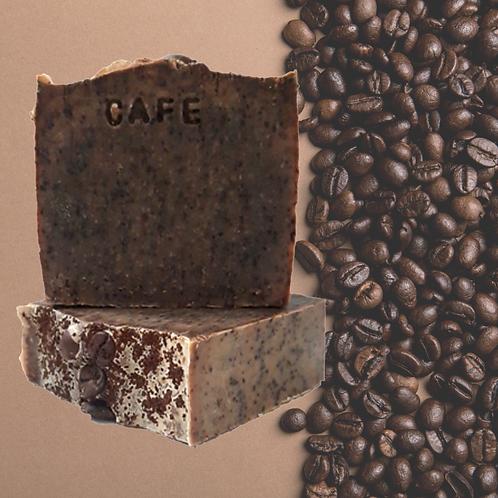 (Liquidation)Exfoliant au café savon pour le corps