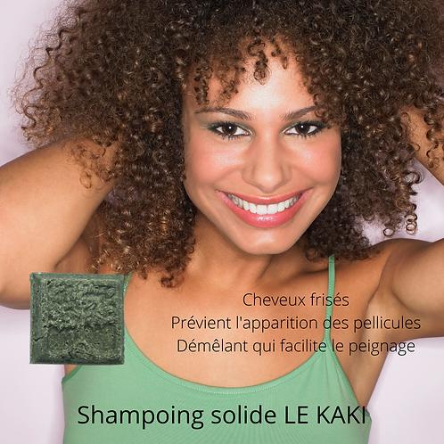 LE KAKI shampoing solide