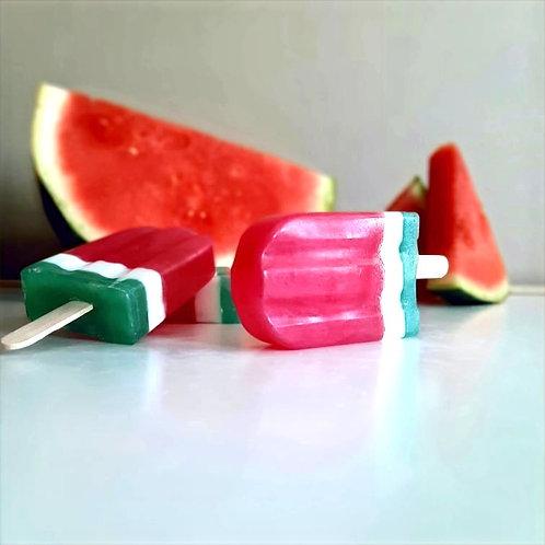 MELON D'EAU popsicle savon pour le corps