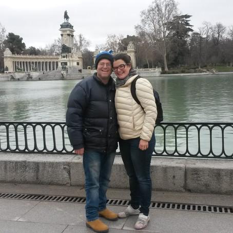 חמישה ימים של חופשה במדריד -טיפולזוגי