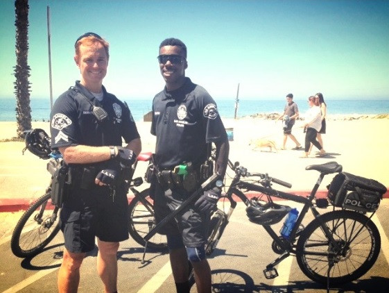 LAPD Beach Patrol, Summer 2016