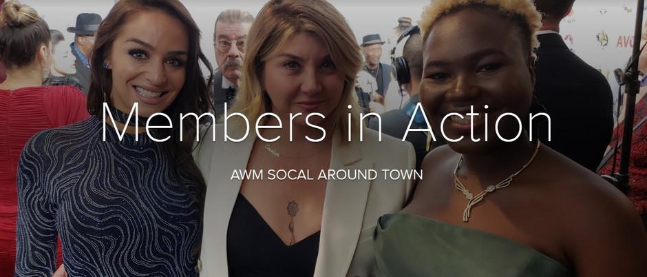 AWM SoCal Around Town
