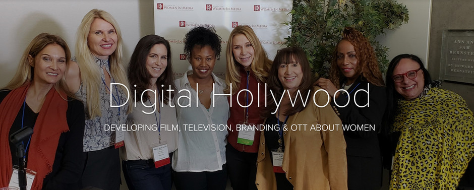 AWM SoCal at Digital Hollywood Fall '19