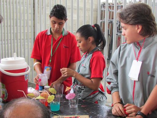 En el colegio Antares, la constante es el cambio.