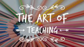 THE ART OF TEACHING ENGLISH.