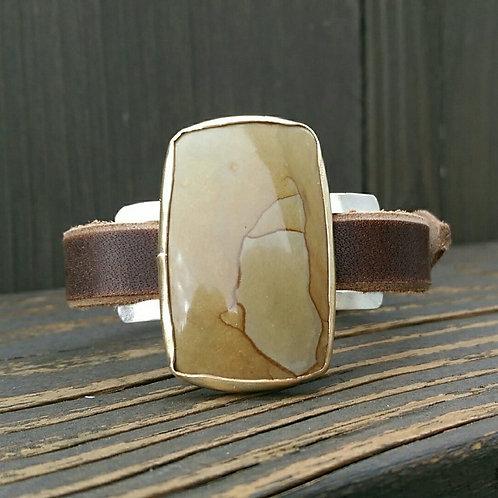 Biggs Jasper Watch Band