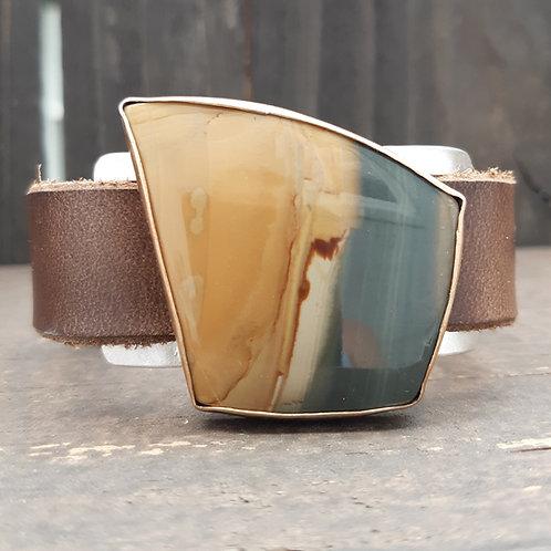 Scenic Jasper Watch Band
