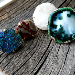 Geodes and Druzys