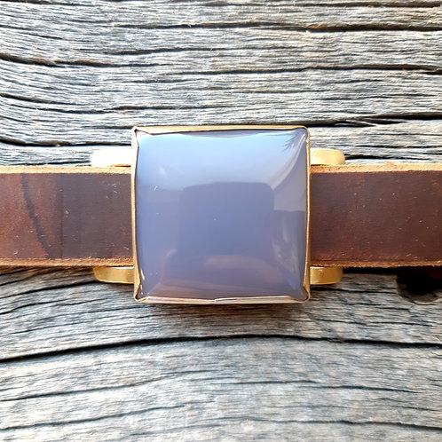 Purple Onyx Watchband