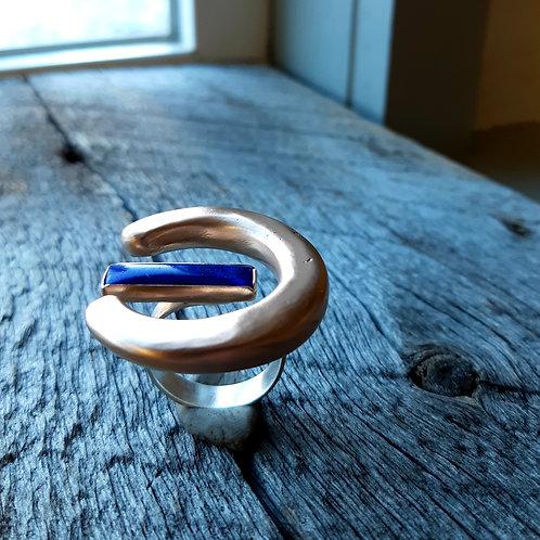Lapis Lazuli Remnant Ring