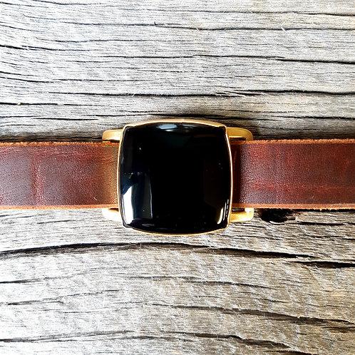 Black Onyx Watchband