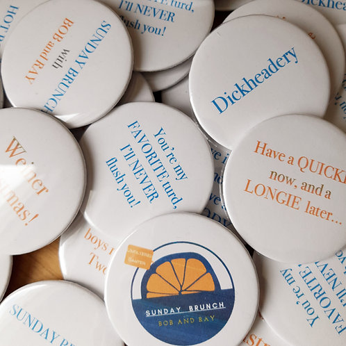Sunday BrunchQuote Buttons