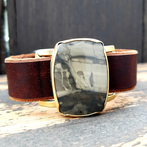Biggs Jasper Watchband