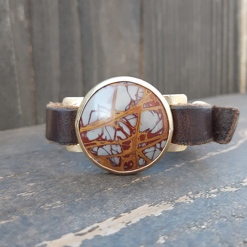 Noreena Jasper Watch Band