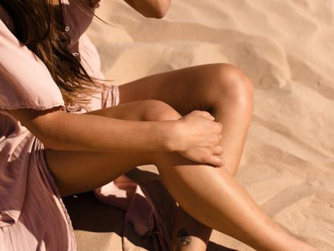 Dramatic Sand Dune Portraits   Embracing Harsh Sunlight