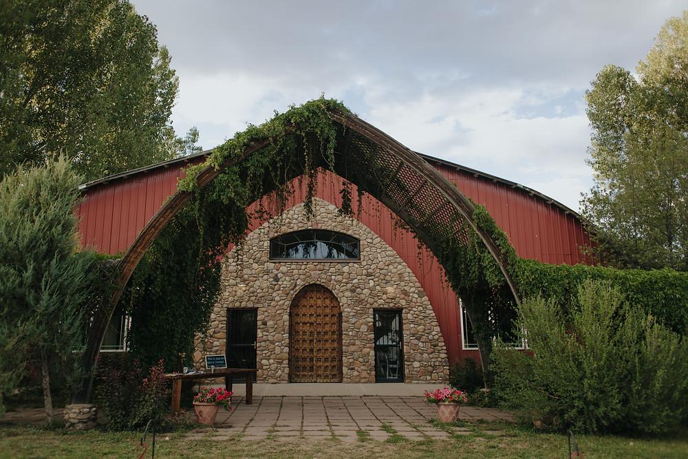 Lone Hawk Farm body building wedding in Longmont Colorado