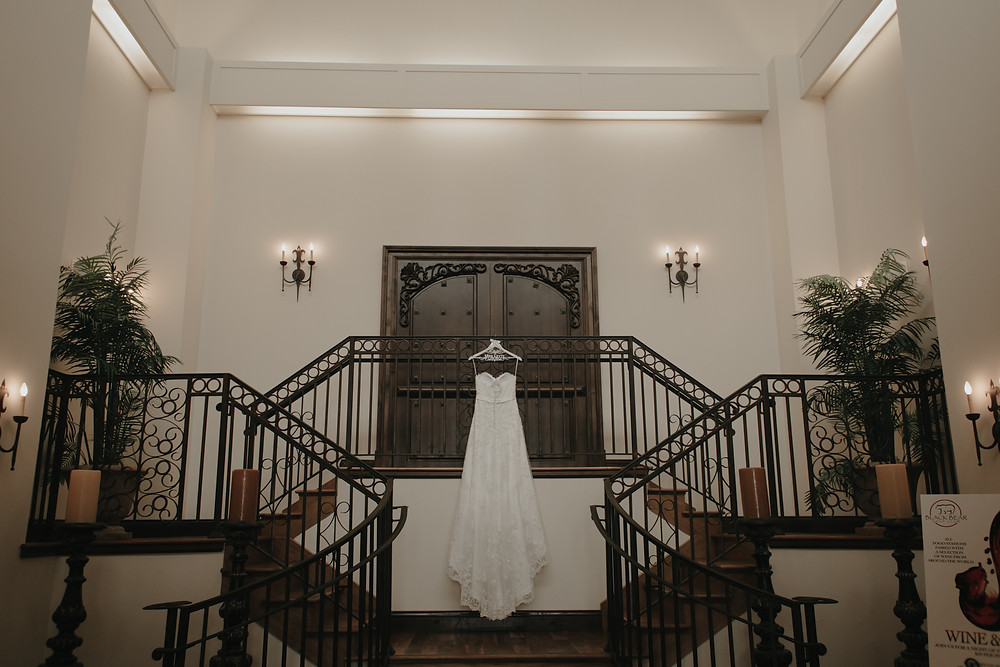 Beautiful military wedding in Parker, Colorado at Blackstone Country Club