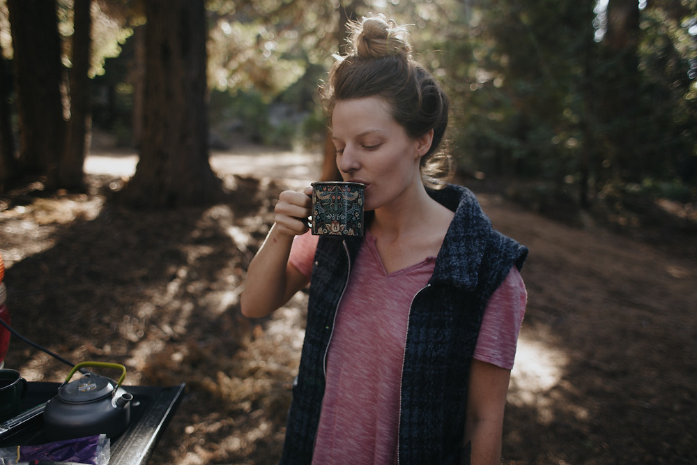 California lifestyle road trip through the Sierra National Forest and Los Padres National forest