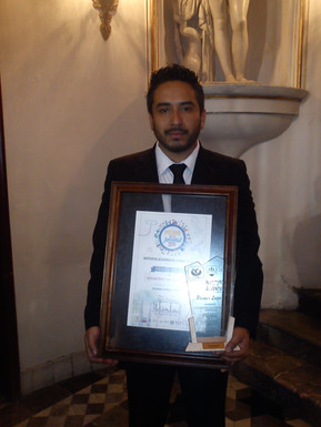 Premio de la Juventud 2014 CDMX