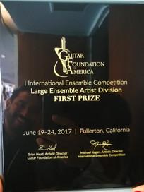 GFA First Prize