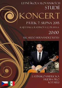 Concierto Praga