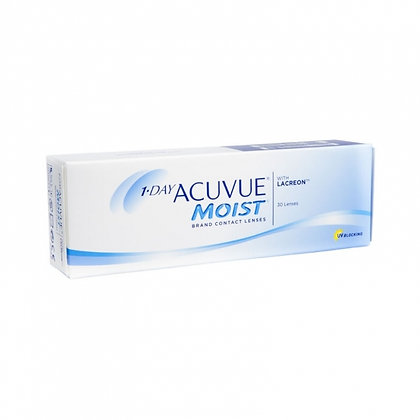 1-Day Acuvue MOIST 30pk