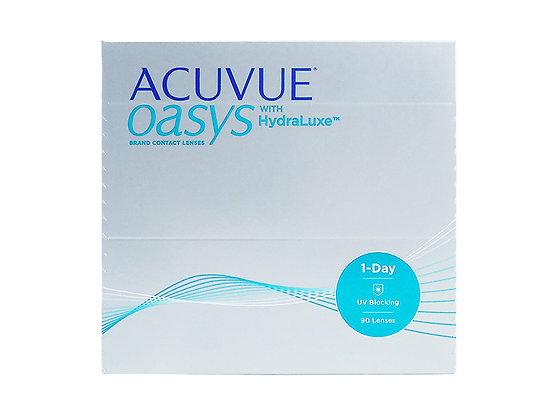 Acuvue Oasys 1-Day 90pk