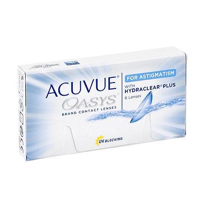 Acuvue Oasys for Astigmatisme, 6 pk
