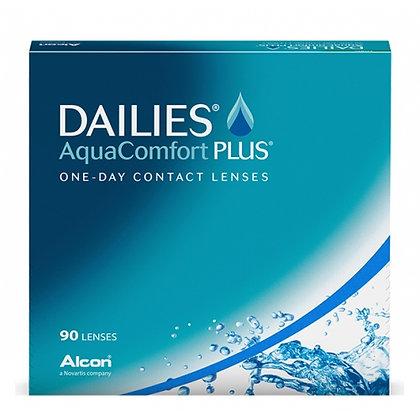 Dailies AquaComfort Plus, 90pk