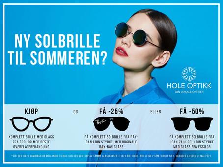 Solbrillekampanje