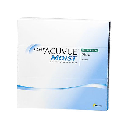 1-Day Acuvue MOIST Multifocal 90pk