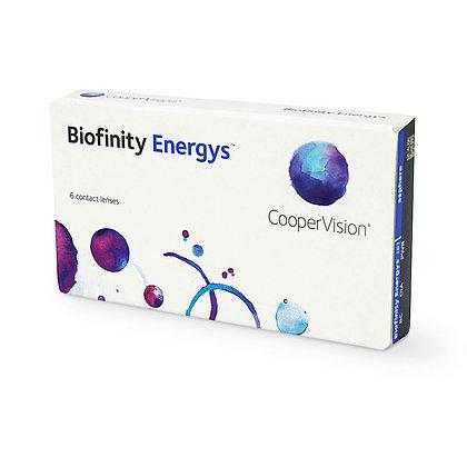 Biofinity Energys, 6 pk