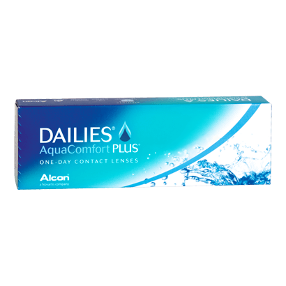 Dailies AquaComfort Plus, 30pk