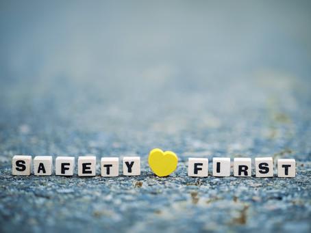 Fokus på smittevern for din trygghet!