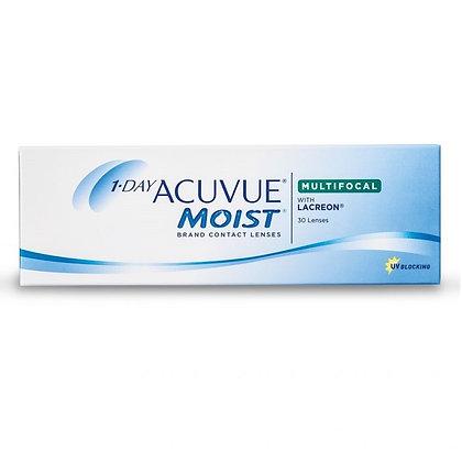 1-Day Acuvue MOIST Multifocal 30pk