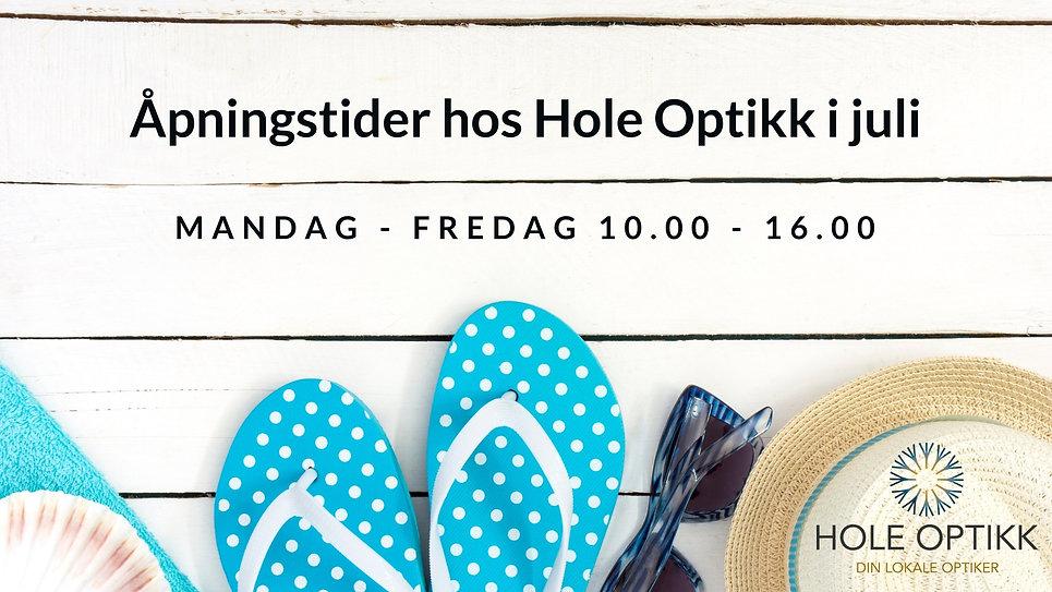 Sommertid hos Hole Optikk.jpg