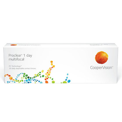 ProClear 1 day, Multifocal, 30pk