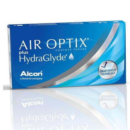 Air Optix plus HydraGlyde, 6 pk