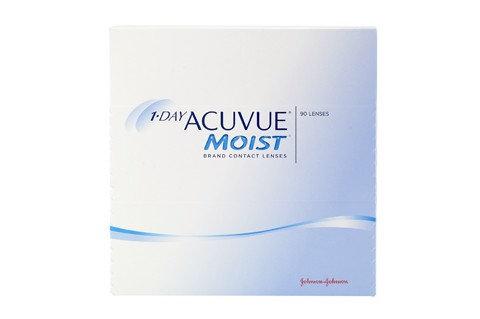 1-Day Acuvue MOIST 90pk
